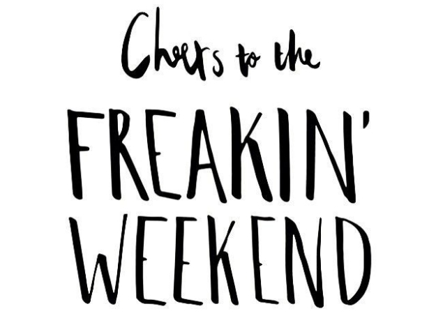 cheers-to-the-weekend